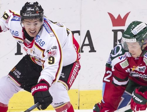 Tre svenska lag klara för CHL-slutspel
