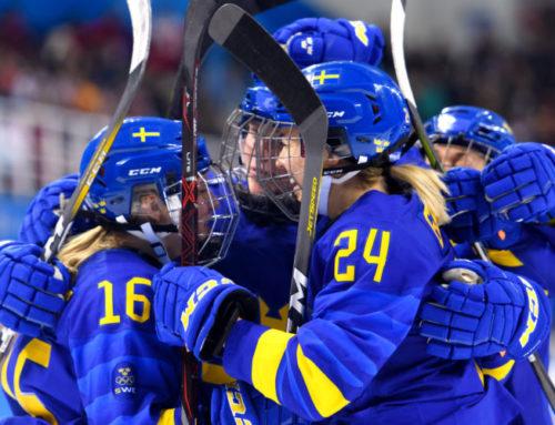 Svenska damhockeyligans bästa junior prisas för första gången
