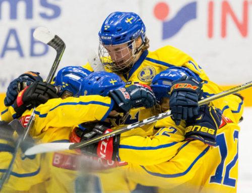 Sju svenskar draftade i den andra rundan av NHL-draften