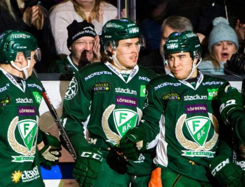 SPELTIPS 10/4: Färjestad BK – Djurgårdens IF | Power play-heta Färjestad vinner