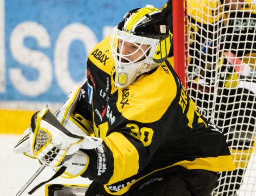 LYSSNA: Västerås-målvakten Samuel Ersson blir uttagen till Tre Kronor