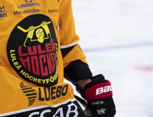 Matchboll Linköping i SDHL-finalen