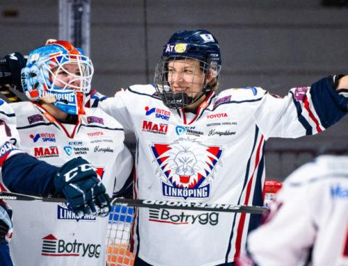 Rond ett till Linköping i SDHL-finalen