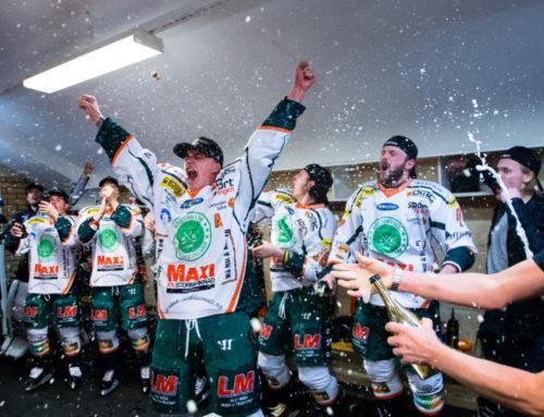 Kristianstad klara för HockeyAllsvenskan