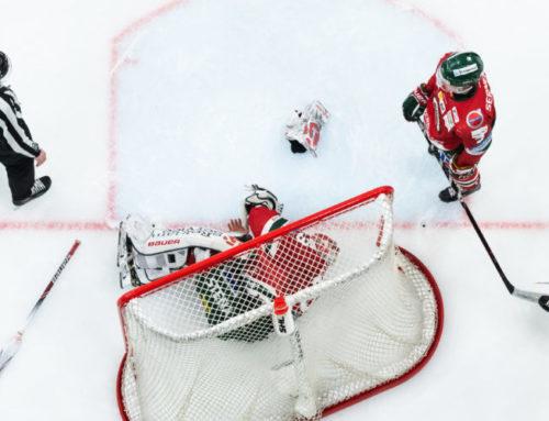 Inför finalmatch 5 – Johan Mattsson tillbaka i träning