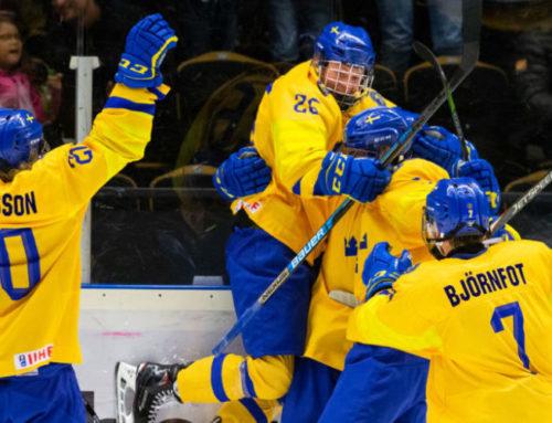 Sverige mästare i U18 VM