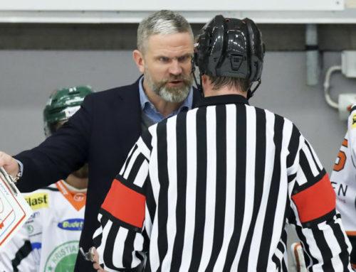 HockeyAllsvenskan inför fyrdomarssystem