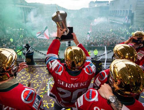 Frölunda svenska mästare 2019!