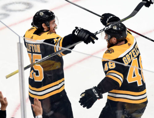 Efter Bruins seger: Sjunde avgörande match väntar i Stanley Cup-finalen