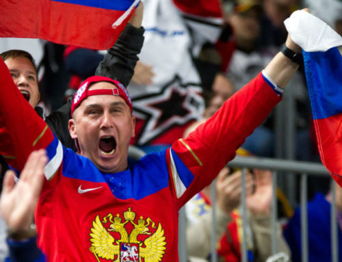 Ryssland segrare i Euro Hockey Tour