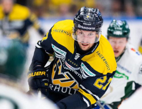 HV71-centern skriver NHL-kontrakt – men stannar i SHL