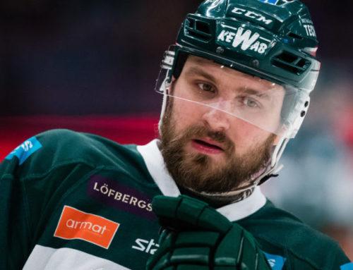 """Kaptenen lämnar Färjestad för KHL: """"Dröm som går i uppfyllelse"""""""