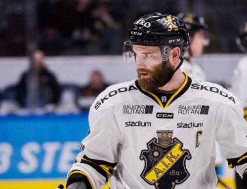 AIK-kaptenen till HV71 – förenas med brorsan
