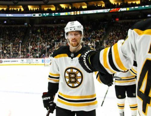 Nordström tillbaka i Boston
