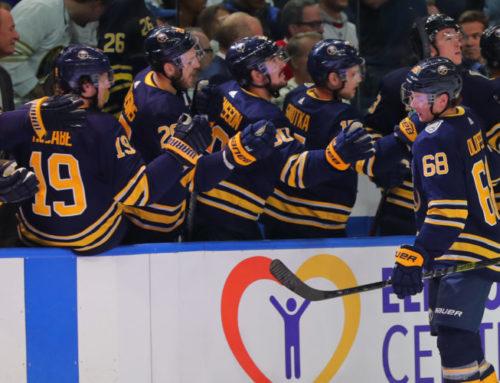 Helgstudio på Viaplay när NHL-säsongen tekas igång