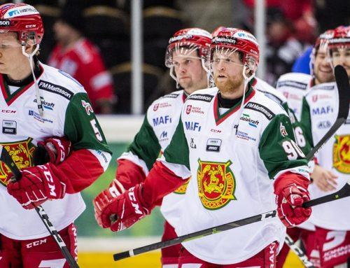 Resultat från tisdagens matcher i Hockeyallsvenskan och SHL