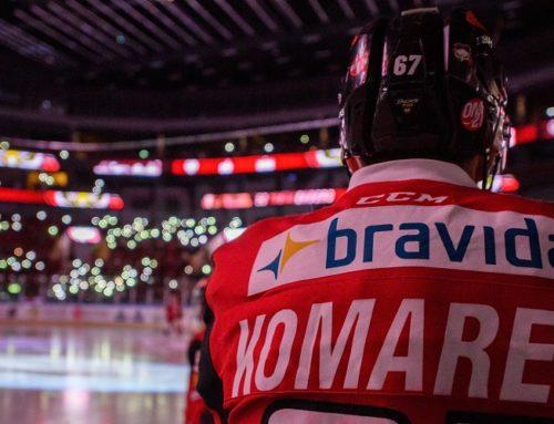 Konstantin Komarek klar för KHL-klubb