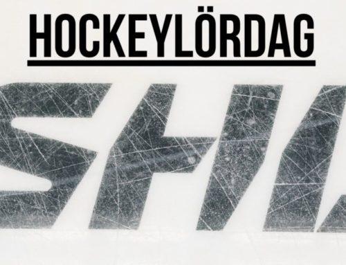 Hockeylördag 23/1