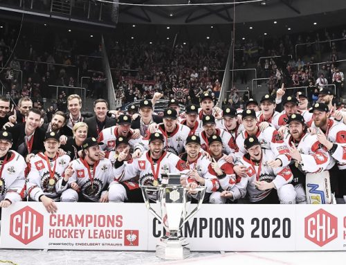 Champions Hockey League 2020/21 ställs in