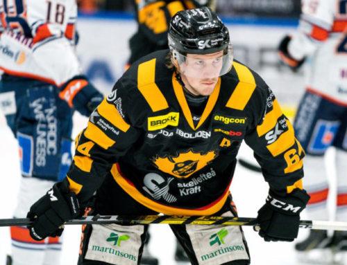 Jonathan Pudas lämnar Skellefteå – klar för KHL-klubb