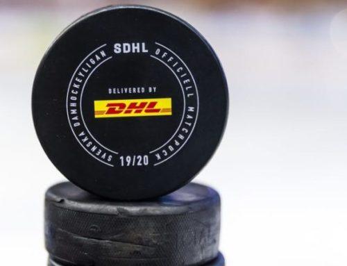 Huvudsponsorn DHL förlänger sitt avtal med SDHL