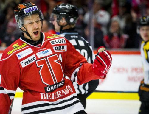 Marcus Weinstock avslutar karriären men blir kvar inom Örebro Hockey