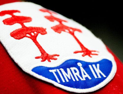 Tidigare Brynäs-backen klar för Timrå