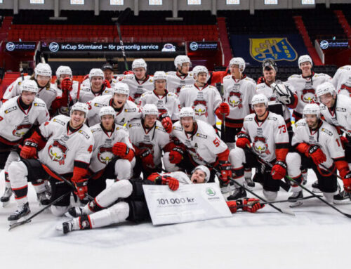 Malmö Redhawks vann försäsongsturneringen Skoda Trophy