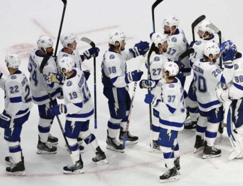 Så spelas Stanley Cup-finalerna – Tampa Bay inleder på hemmaplan