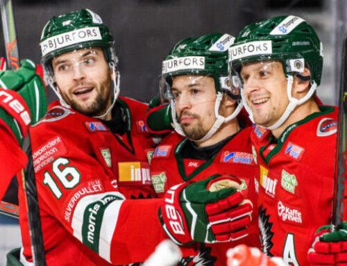 Frölunda segrade i premiären – nollade HV71
