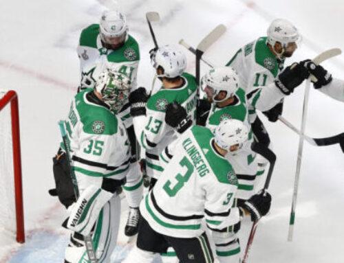 Dallas vann den första Stanley Cup-finalen – målvakten storspelade