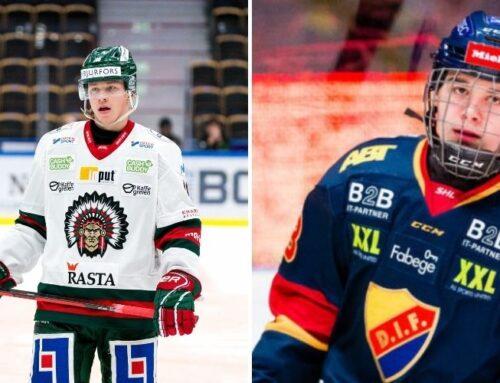 NHL draft 2020 – två svenskar valda topp sju