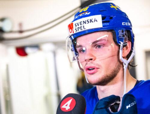 Malte Strömwall lämnar Sotji – klar för storklubb i KHL