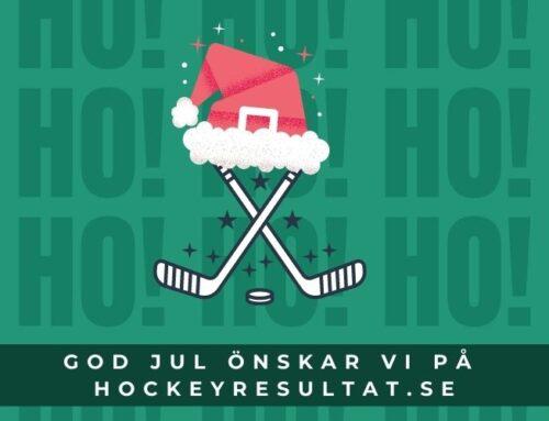 God Jul önskar vi på Hockeyresultat.se