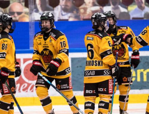 Luleå/MSSK klara för fjärde raka SM-finalen i SDHL