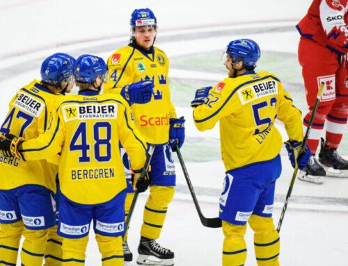 Fortsatta förändringar i Tre Kronors trupp – Larsson lämnar