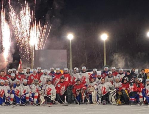 Världens längsta hockeymatch är avgjord