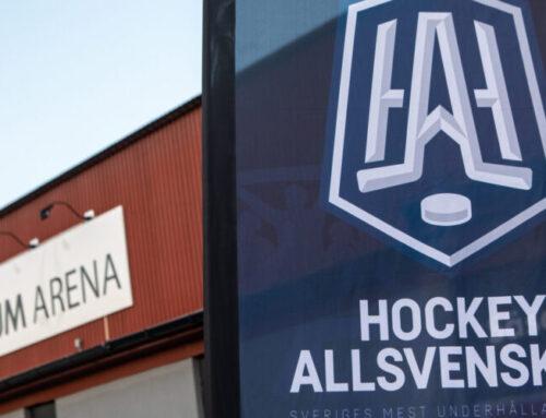 Grundserien i hockeyallsvenskan är färdigspelad – nu väntar slutspel och playout