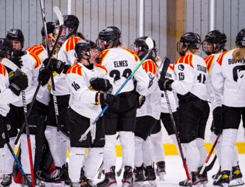 Brynäs är klara för final i SDHL