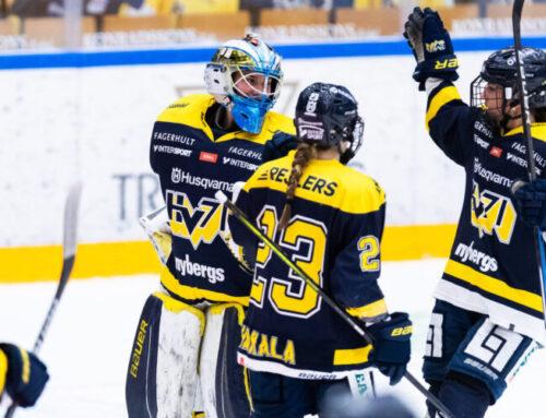 SDHL och Svenska ishockeyförbundet förlänger samarbetsavtal