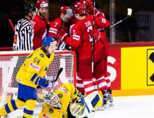 Ishockey-VM 2021 är över för Sverige – utslagna redan i gruppspelet
